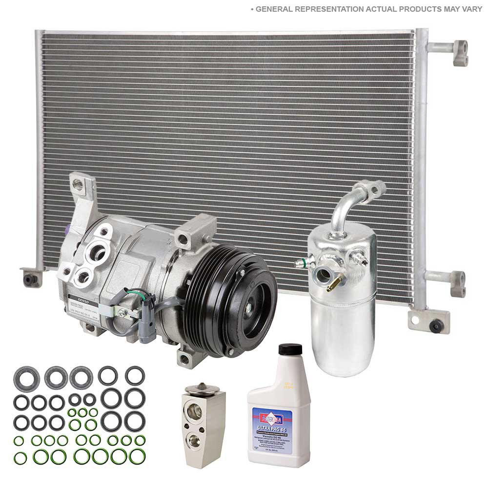 Acura TLX A/C Compressor and Components Kit