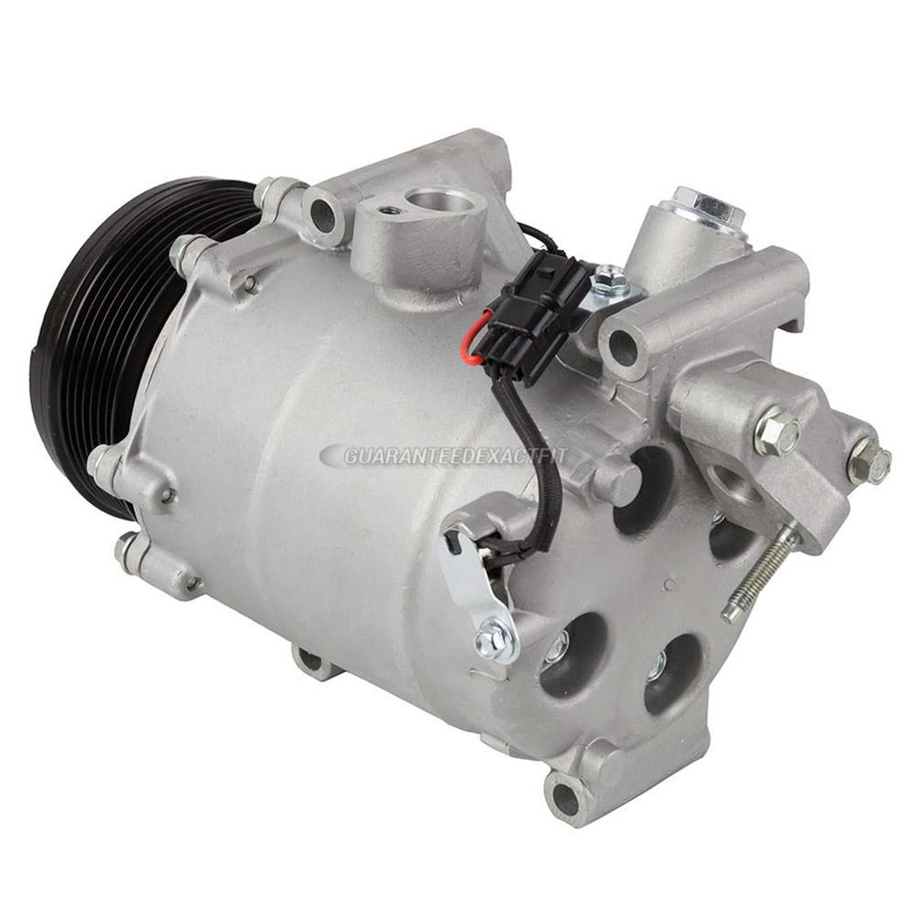 2008 Acura RDX A/C Compressor All Models 61-02236 NA