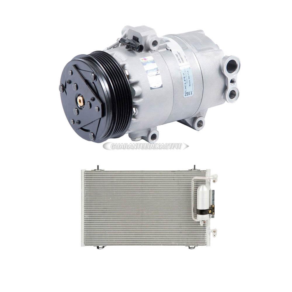 For Pontiac Vibe 2003-2008 OEM AC Compressor W/ A/C