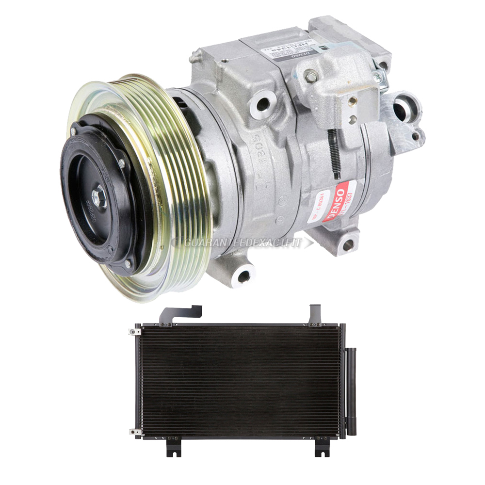 2010 Acura TSX A/C Compressor And Components Kit 3.5L