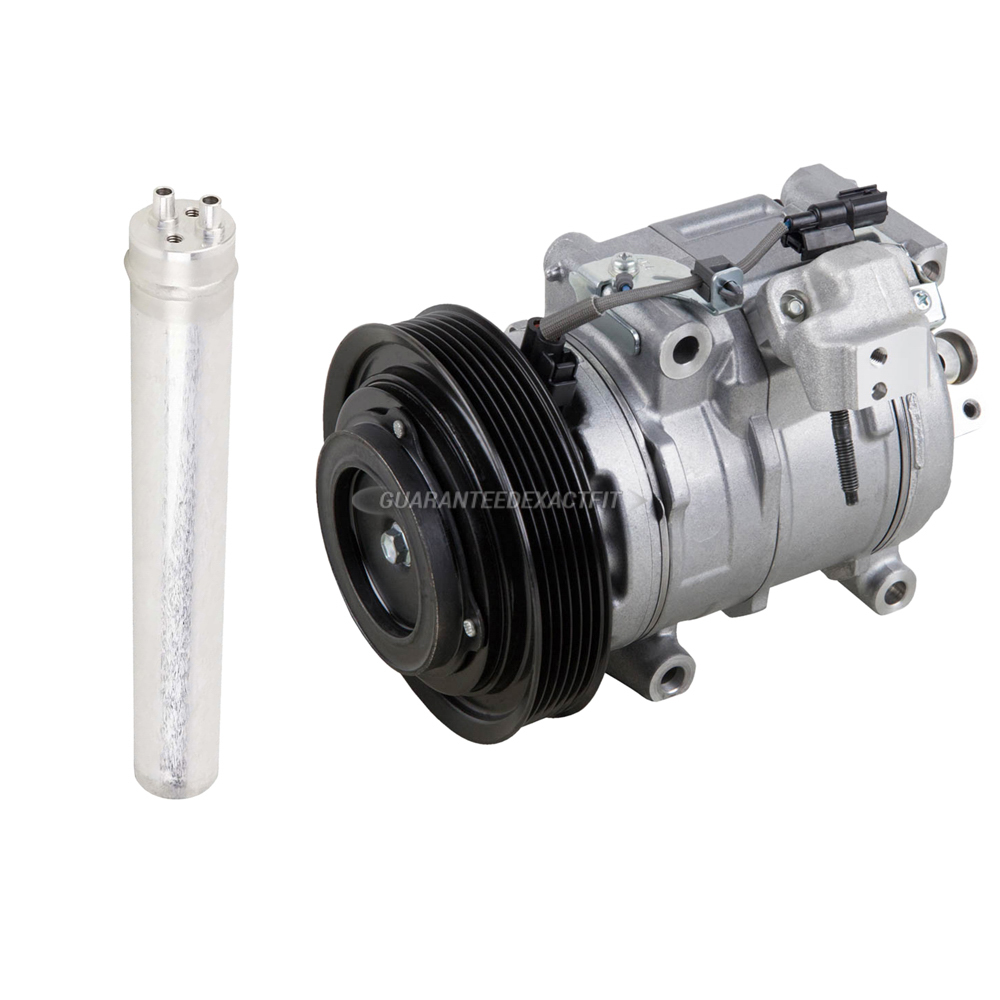 2016 Acura RDX A/C Compressor And Components Kit All