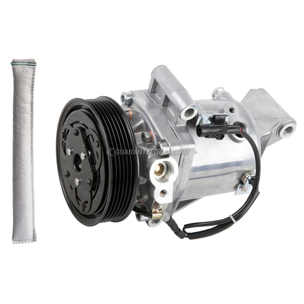 AC Compressor W/ A/C Drier For Suzuki SX4 2010 2011 2012