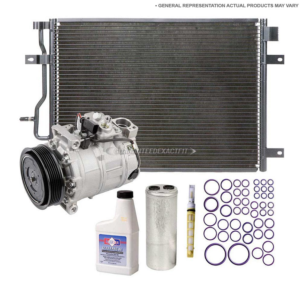 BuyAutoParts 61-94460CK A/C Compressor and Components Kit