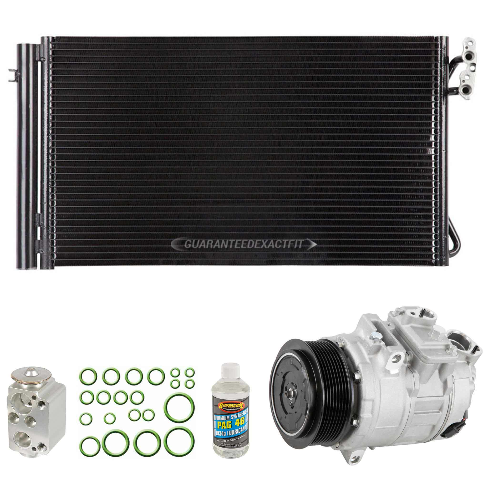 BuyAutoParts 61-94182R6 A/C Compressor and Components Kit