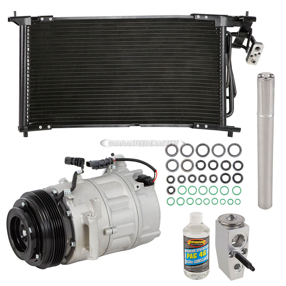 BuyAutoParts 61-94461CK A/C Compressor and Components Kit