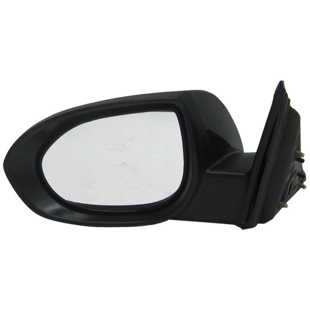 BuyAutoParts 14-12000MI Side View Mirror