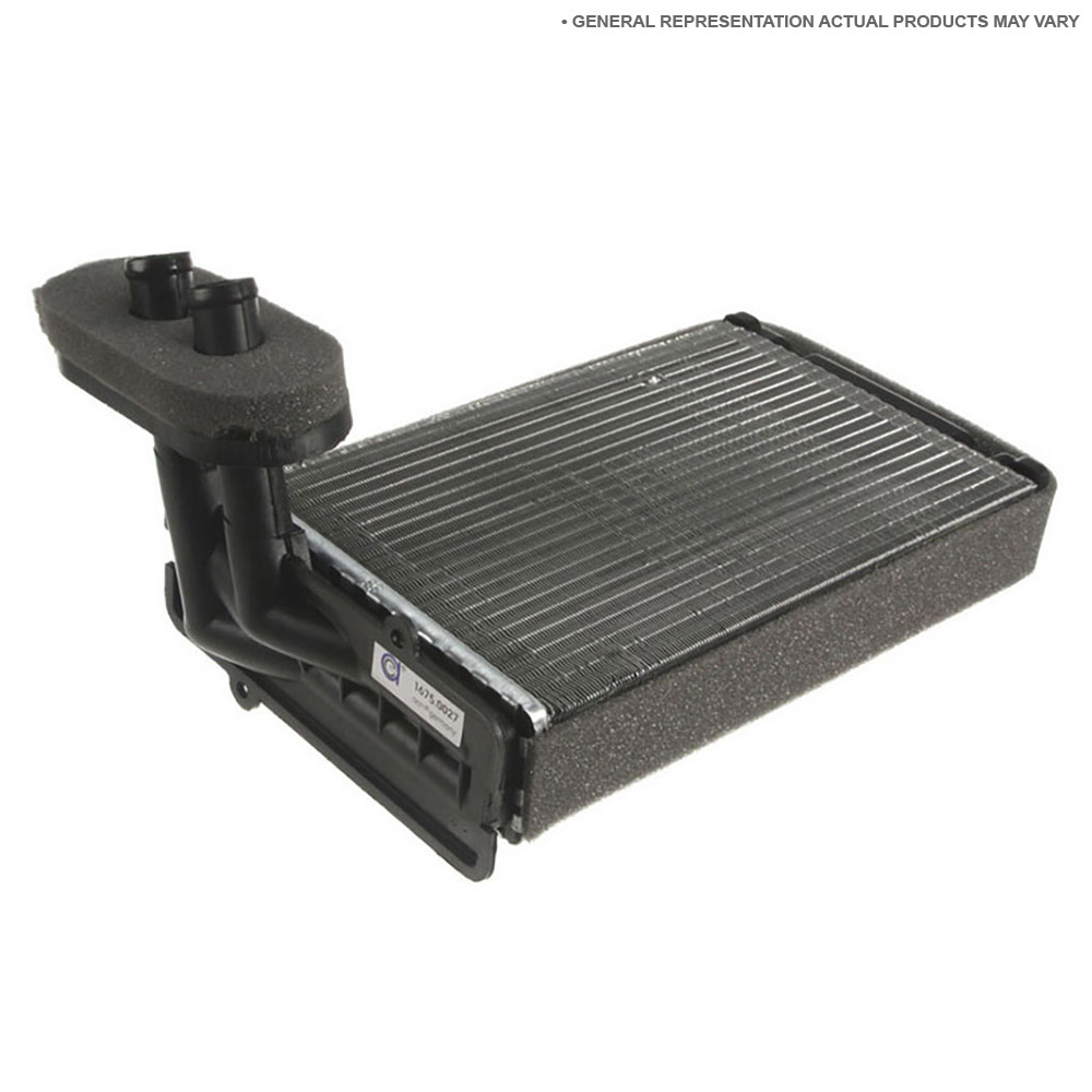 Red Dot RD-1-0959-0P Heater Core
