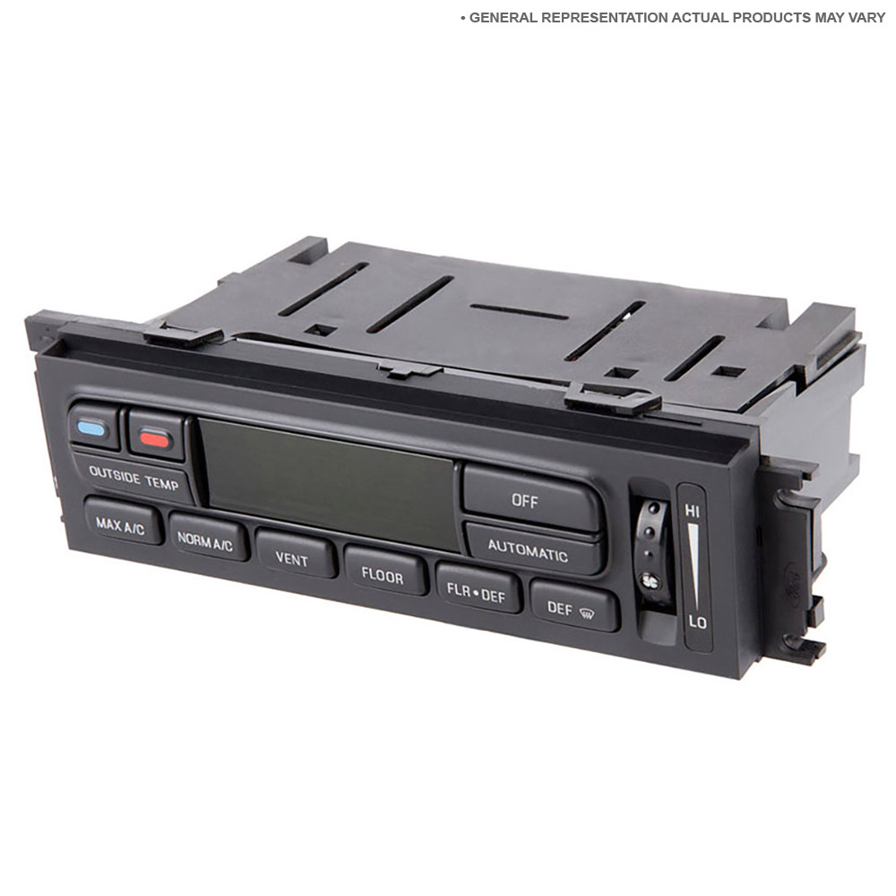 BuyAutoParts 62-30069R Climate Control Unit