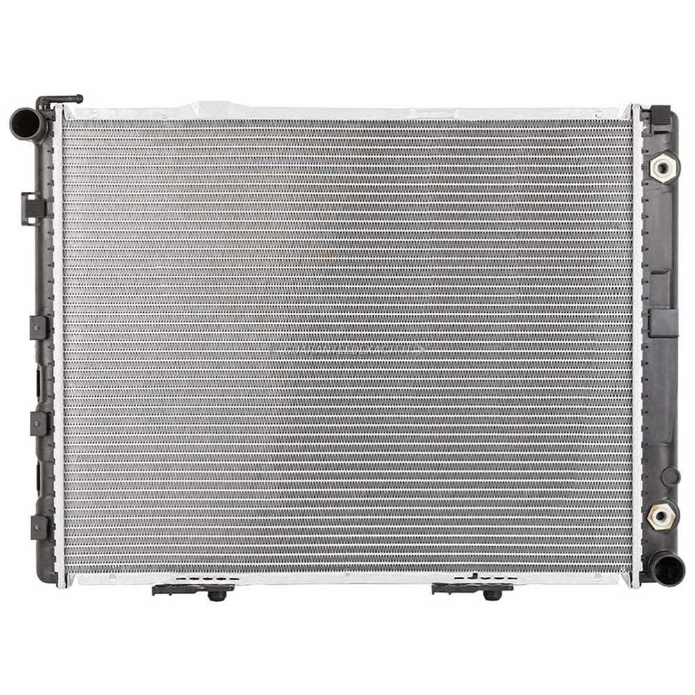Mercedes Benz E420 Radiator