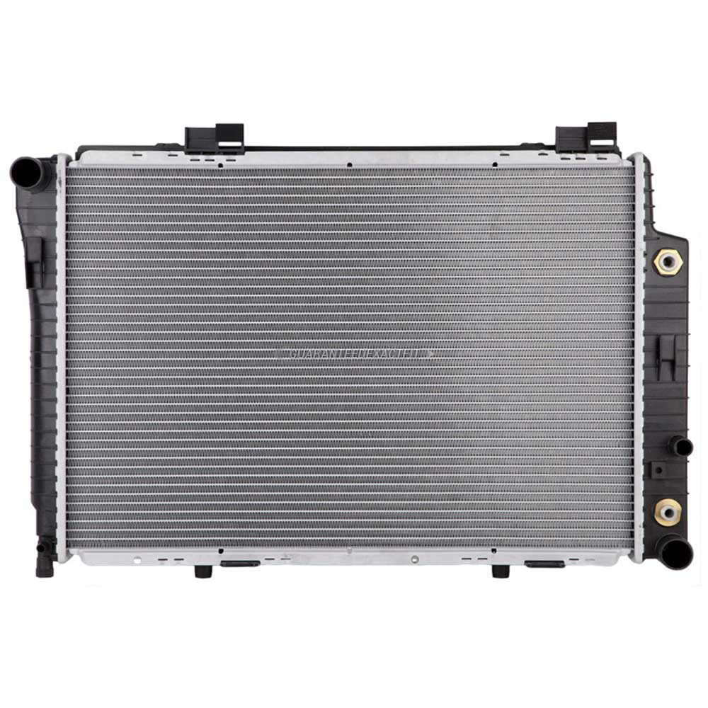 Mercedes_Benz C230 Radiator