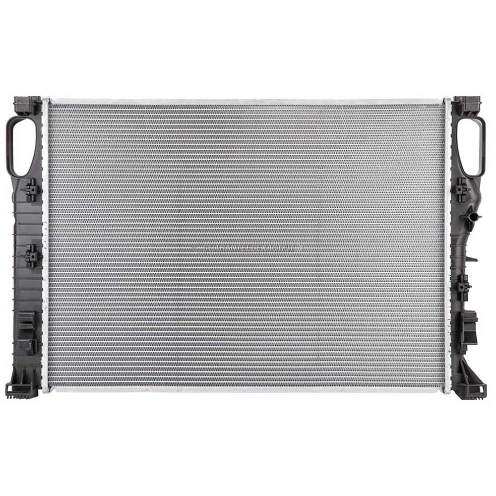 2007 mercedes benz e350 radiator models without pzev for Mercedes benz model codes