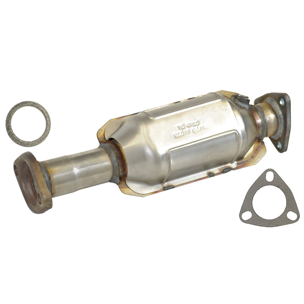 Catalytic Converter CARB Approved ...
