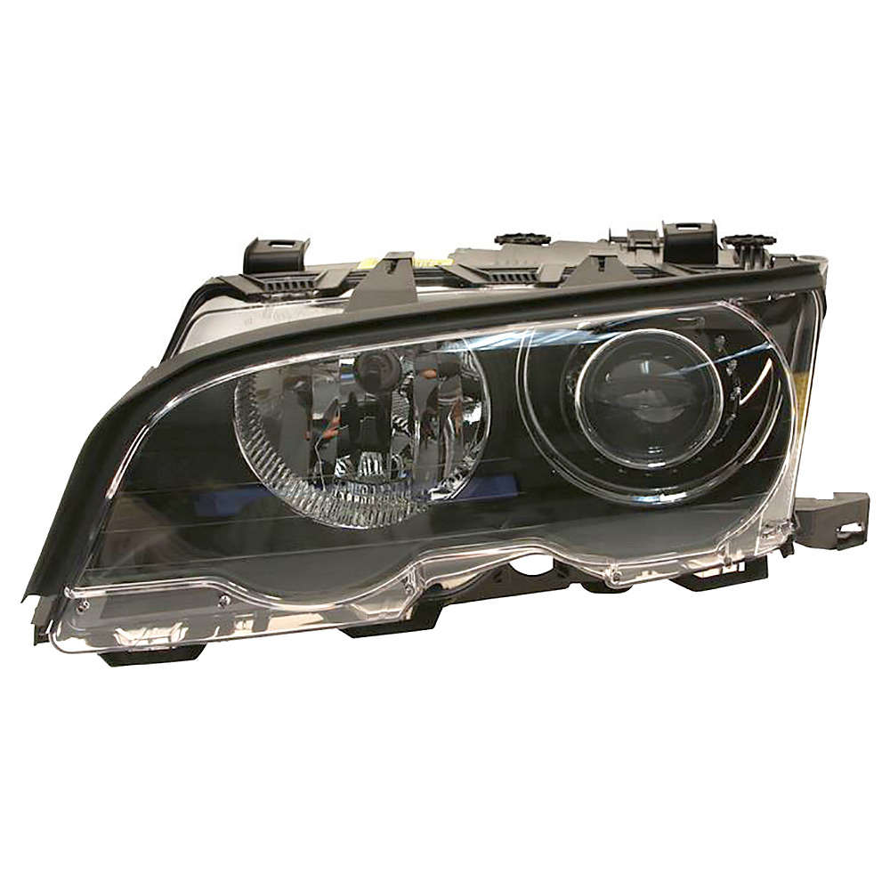 2001 BMW 330Ci Headlight Assembly Left Driver Side