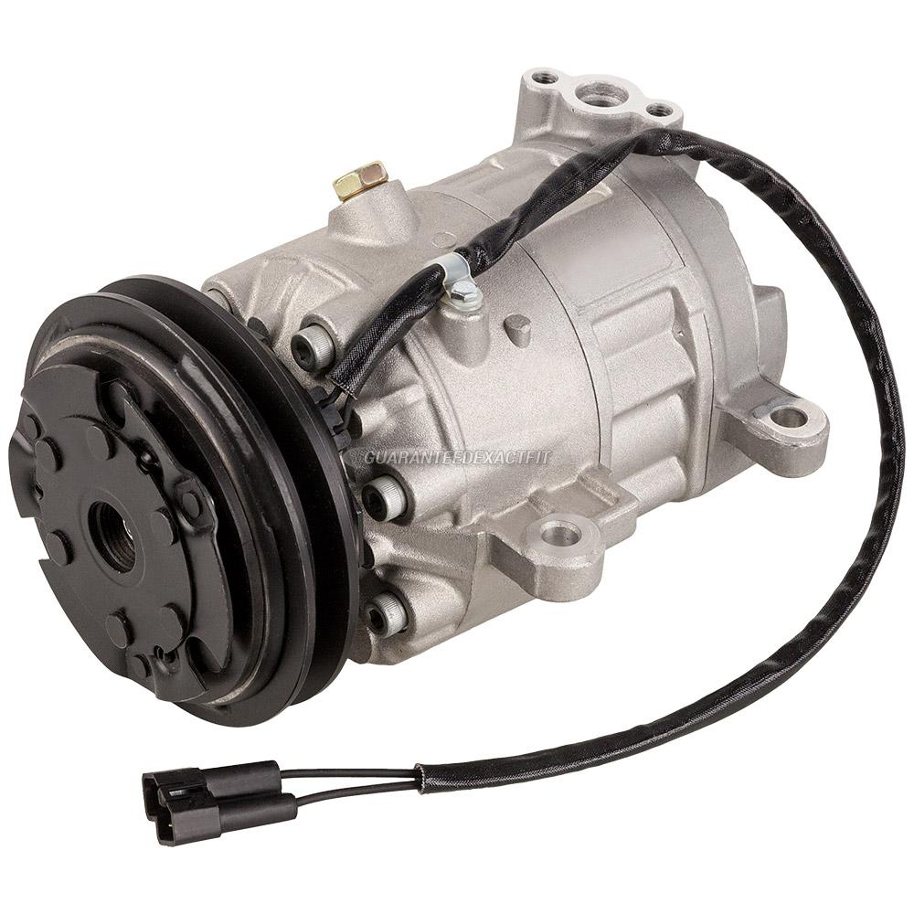 Dodge Spirit New xSTOREx Compressor w Clutch