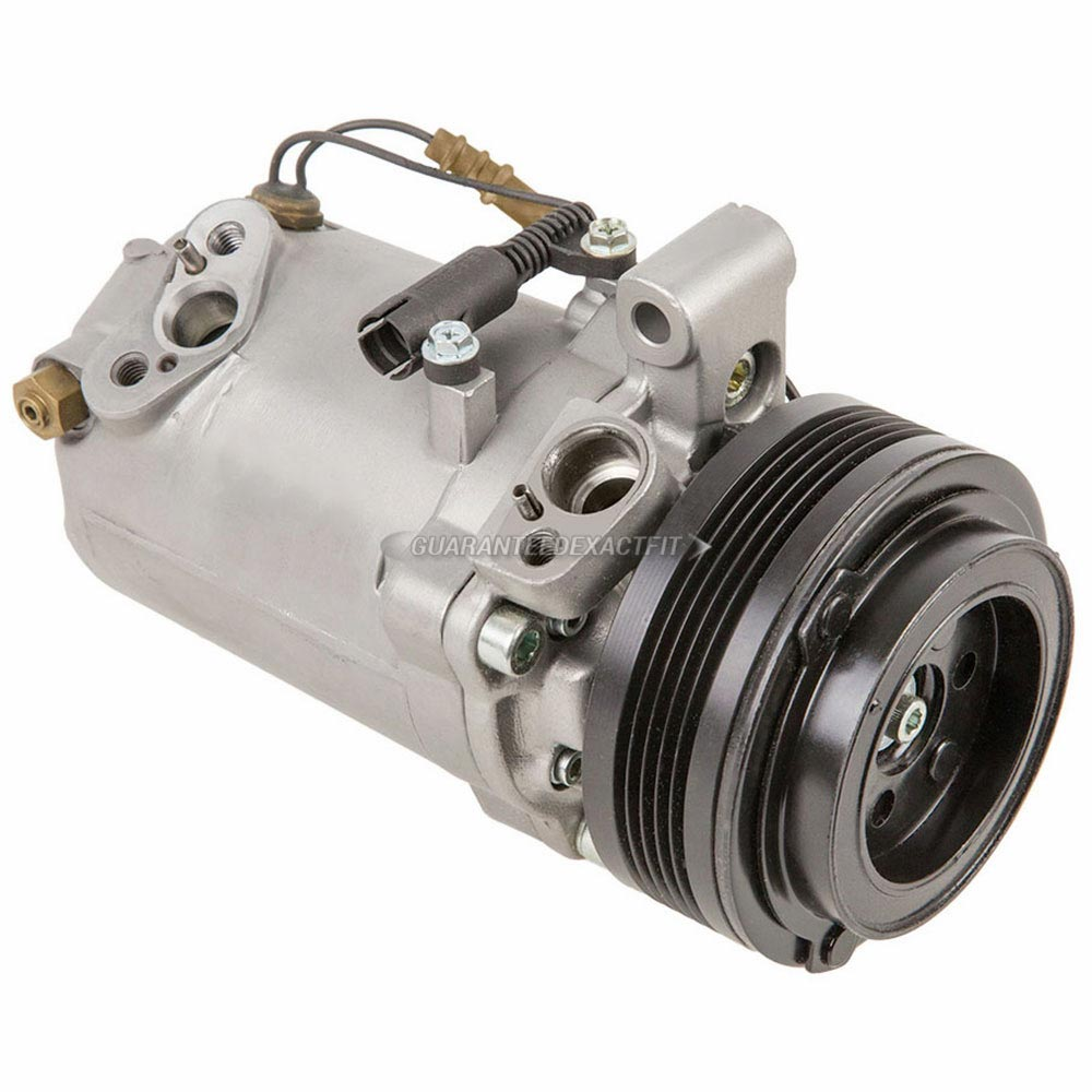 BMW Z3 Remanufactured Compressor w Clutch