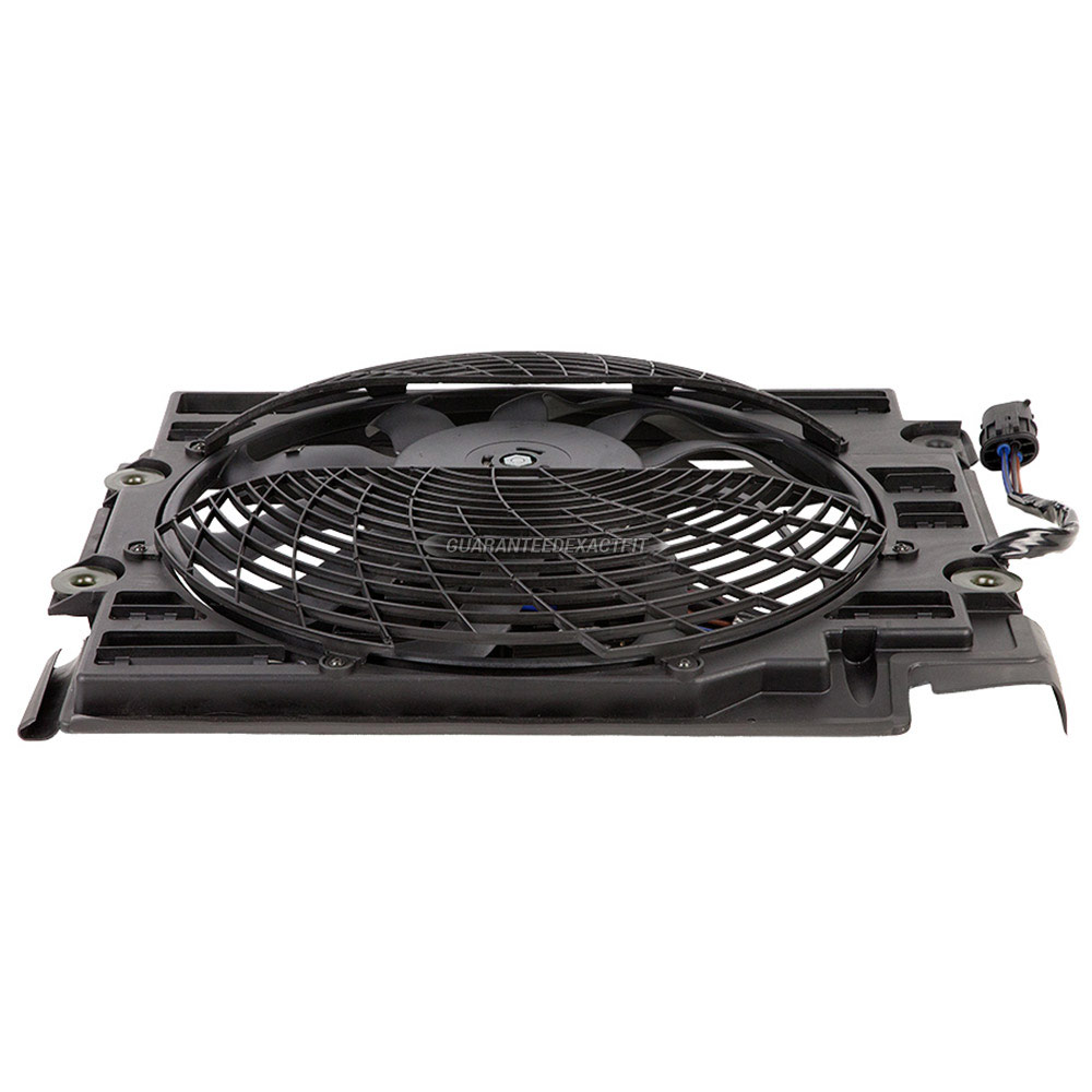 1997 BMW 540 Cooling Fan Assembly
