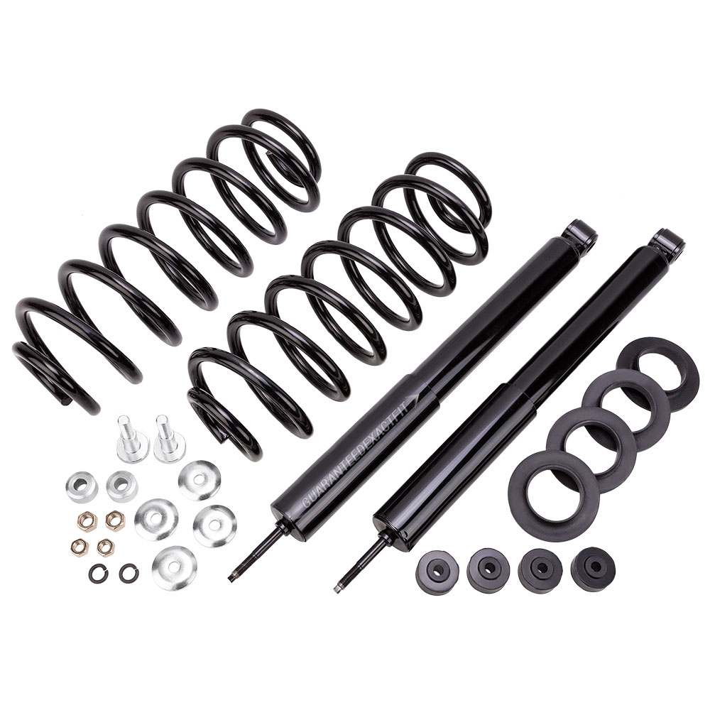 1997 mercury grand marquis coil spring conversion kit rear