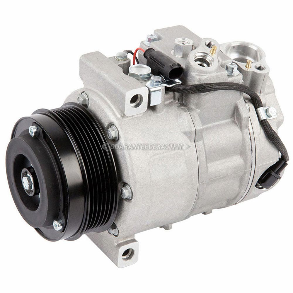 Mercedes Benz SL500 AC Compressor