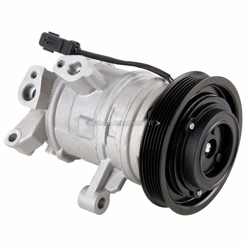 2008 Jeep Grand Cherokee A/C Compressor And Components Kit