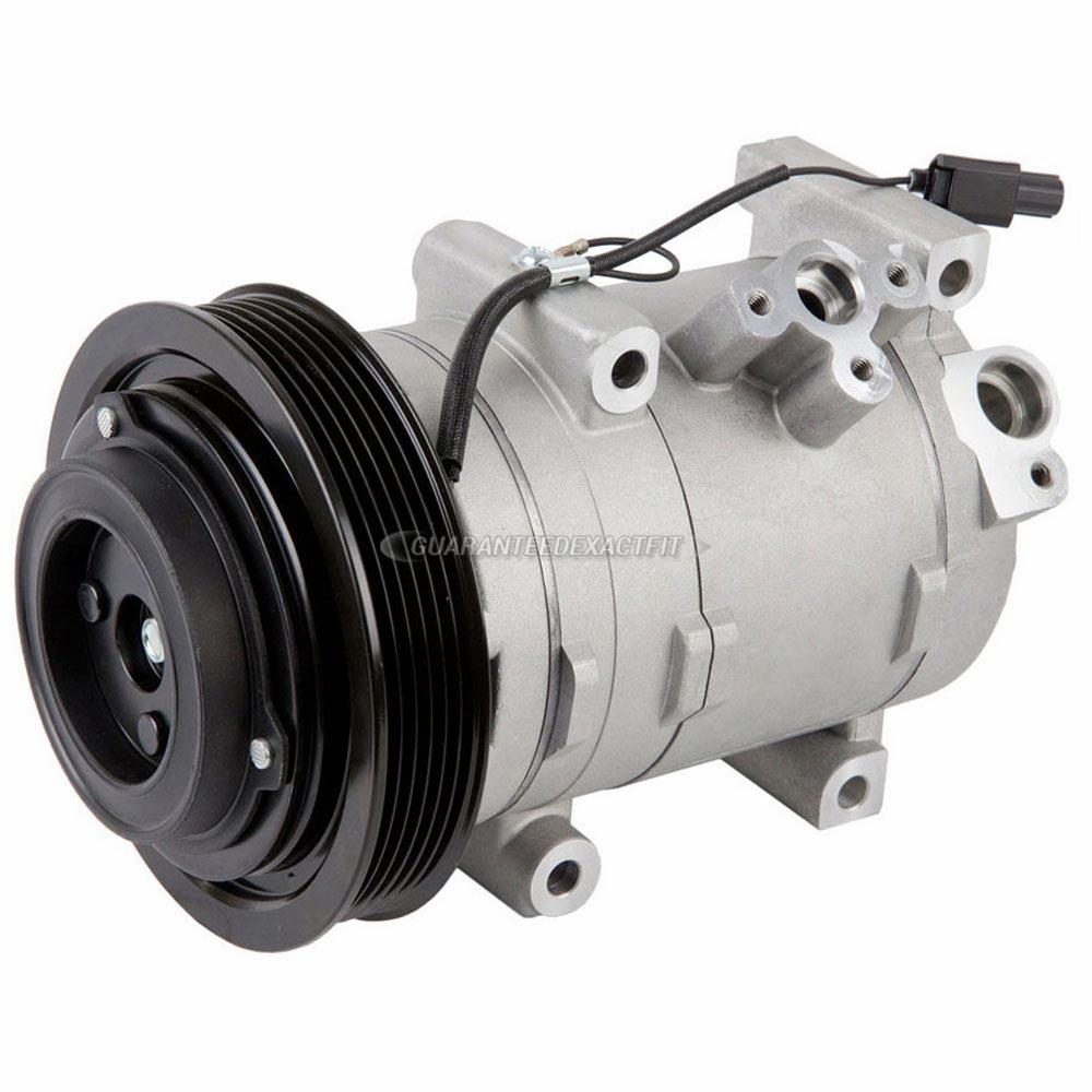 Acura RDX New xSTOREx Compressor w Clutch