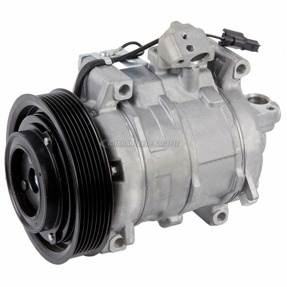 2009 honda accord a c compressor 2 4l engine 60 02446 na for Honda air compressor motor parts