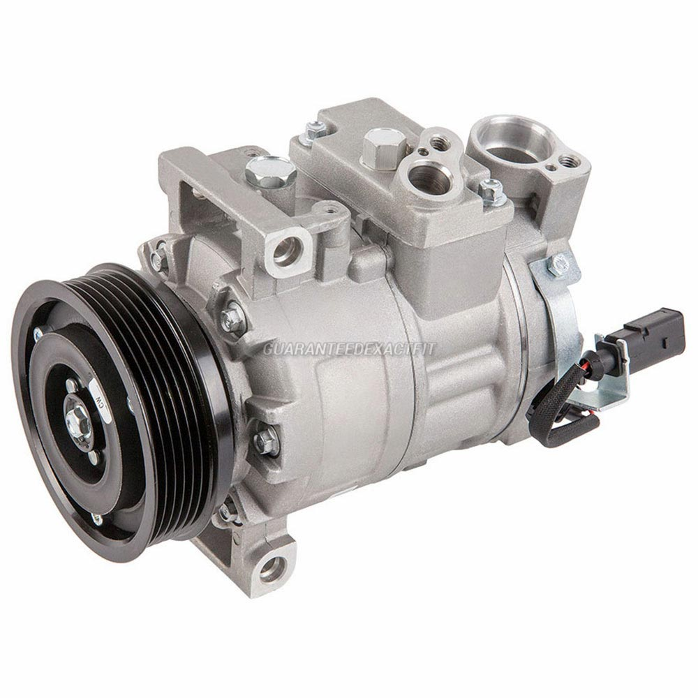 Audi Q5 New xSTOREx Compressor w Clutch