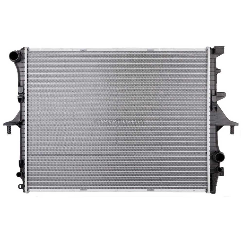 Audi Q7 Radiator