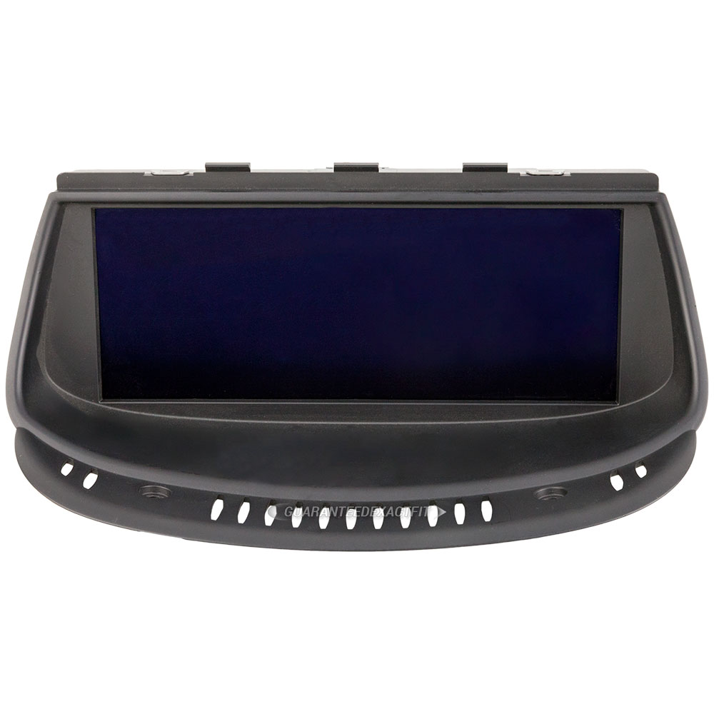 BMW 328i Navigation Unit