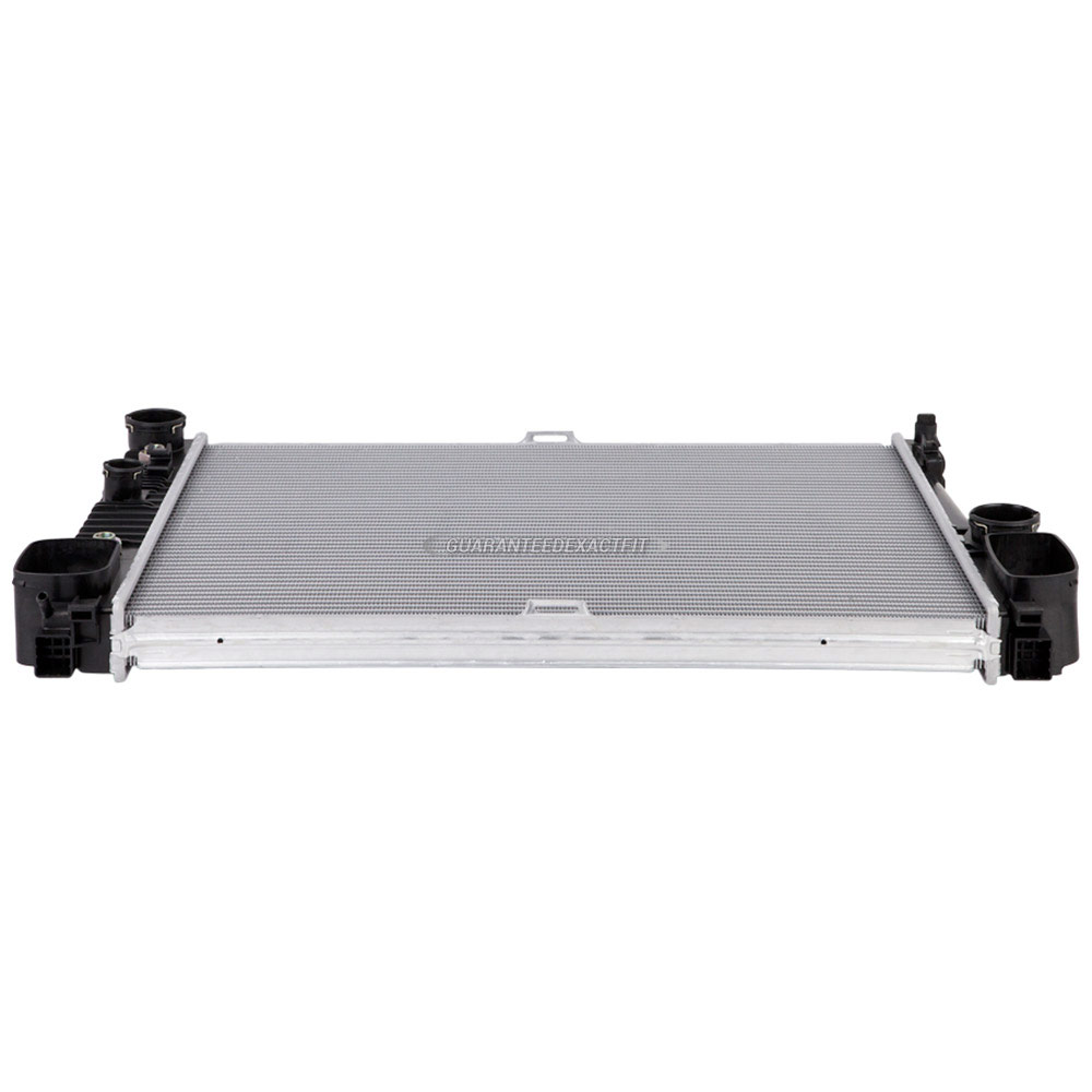 2009 mercedes benz s550 radiator non code 800 models with for Mercedes benz model codes