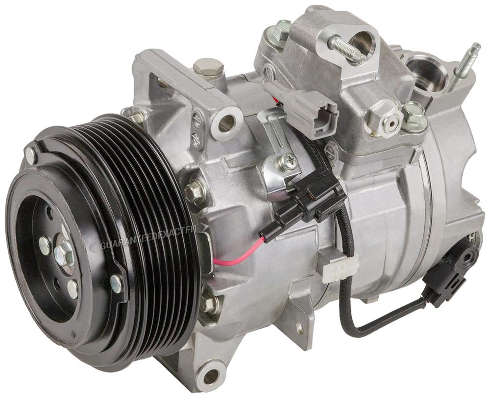 Nissan 370Z New xSTOREx Compressor w Clutch