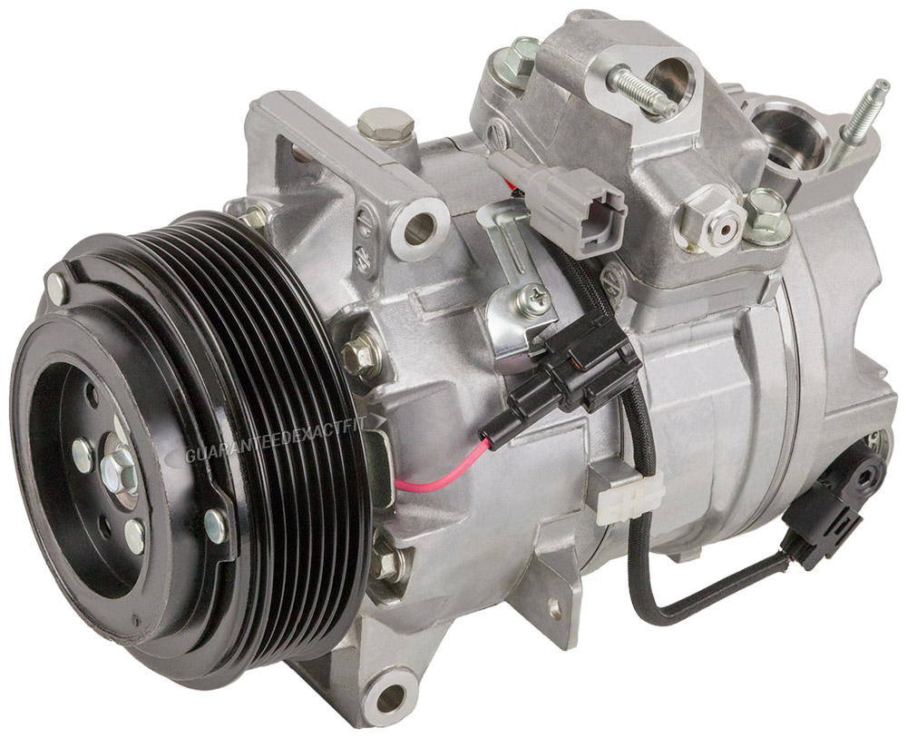 Nissan 370Z AC Compressor - OEM & Aftermarket Replacement Parts