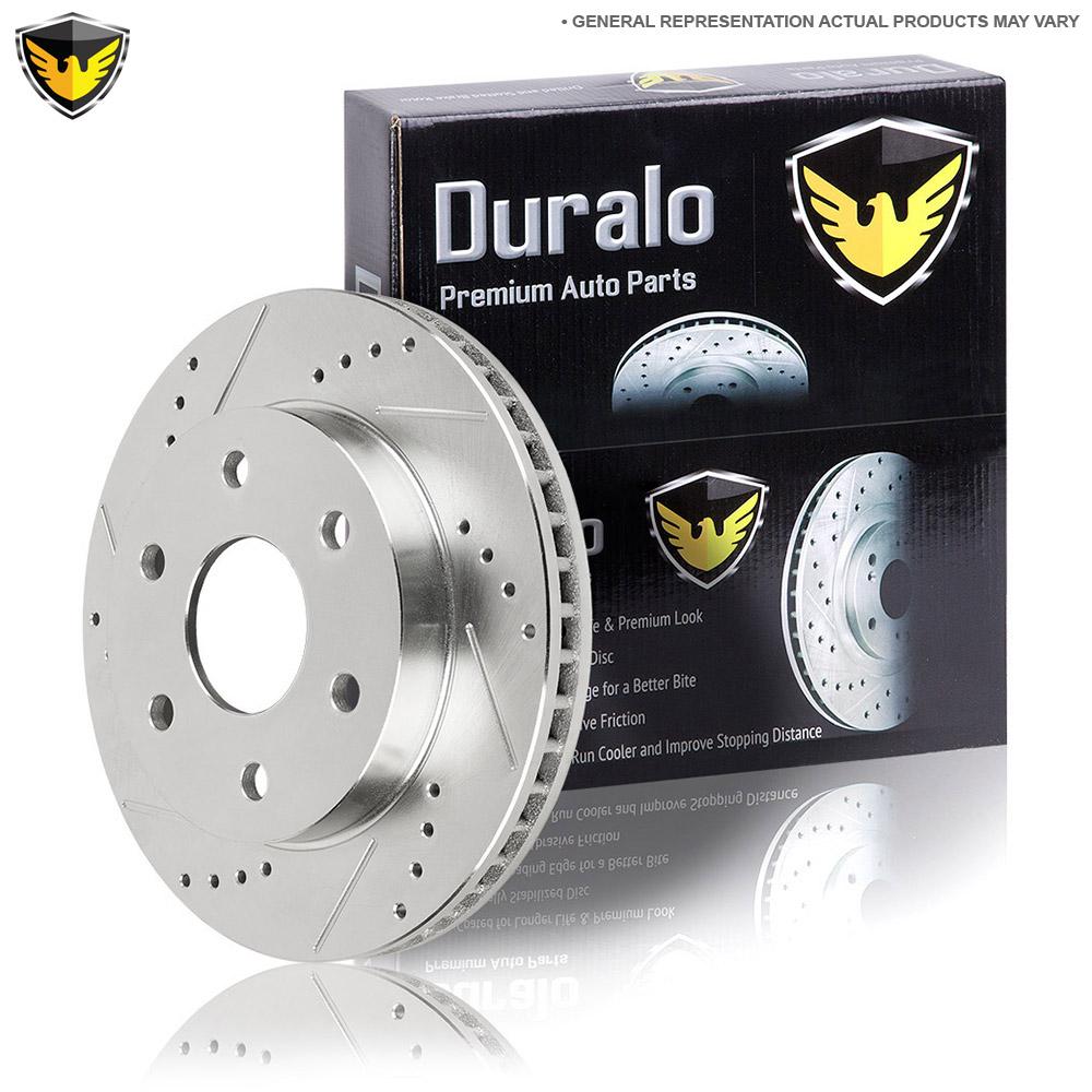 GMC  Brake Disc Rotor