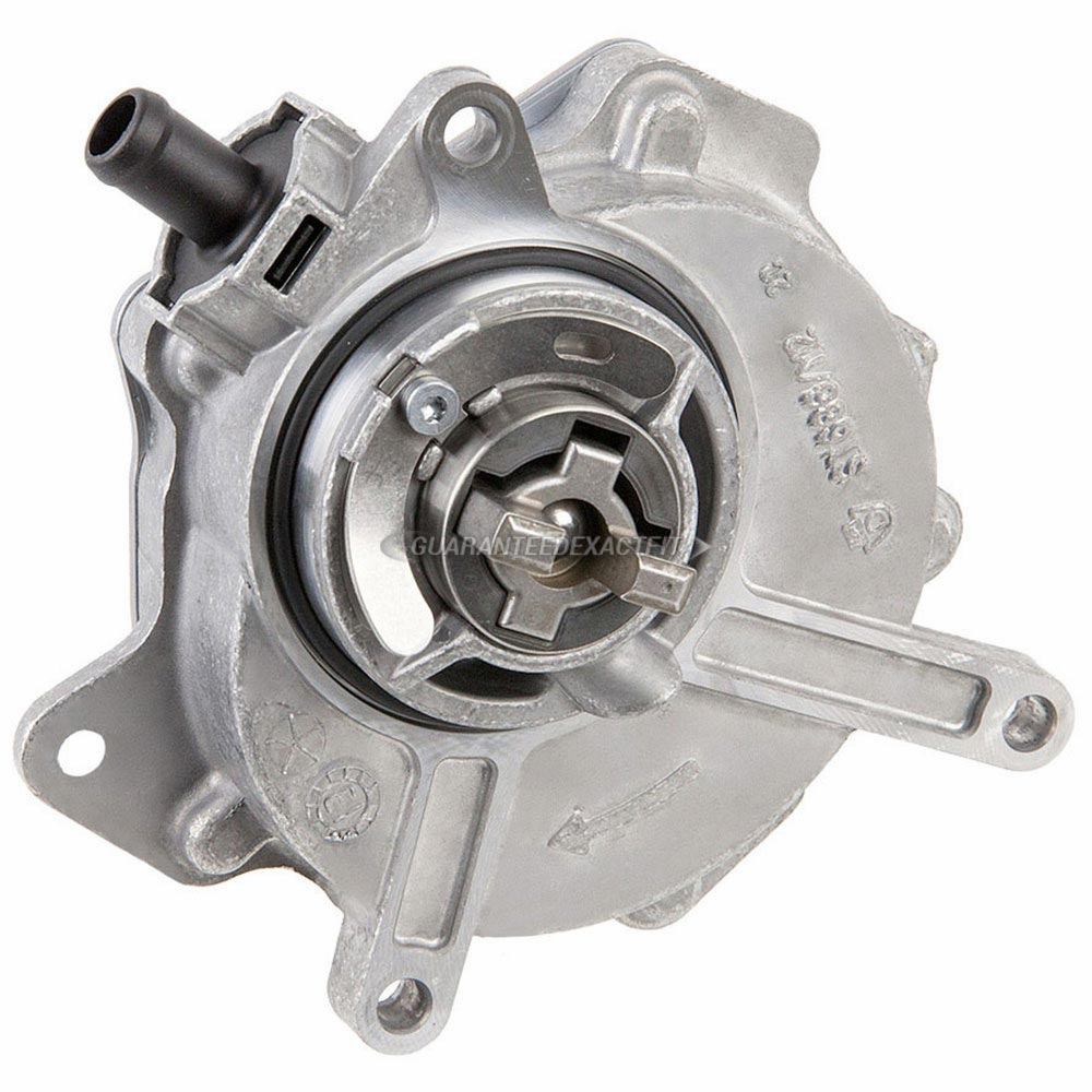 Audi TT Brake Vacuum Pump