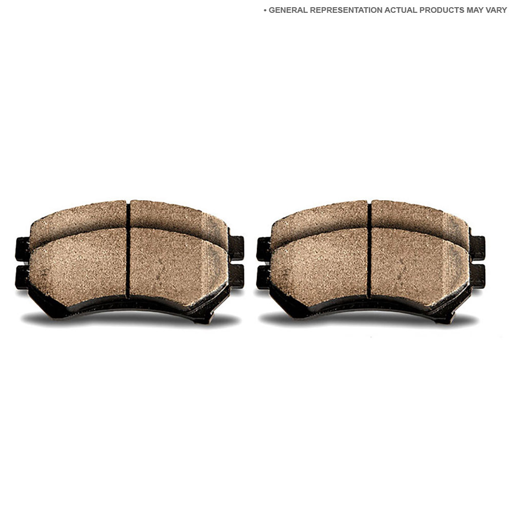 BMW 335is Brake Pad Set