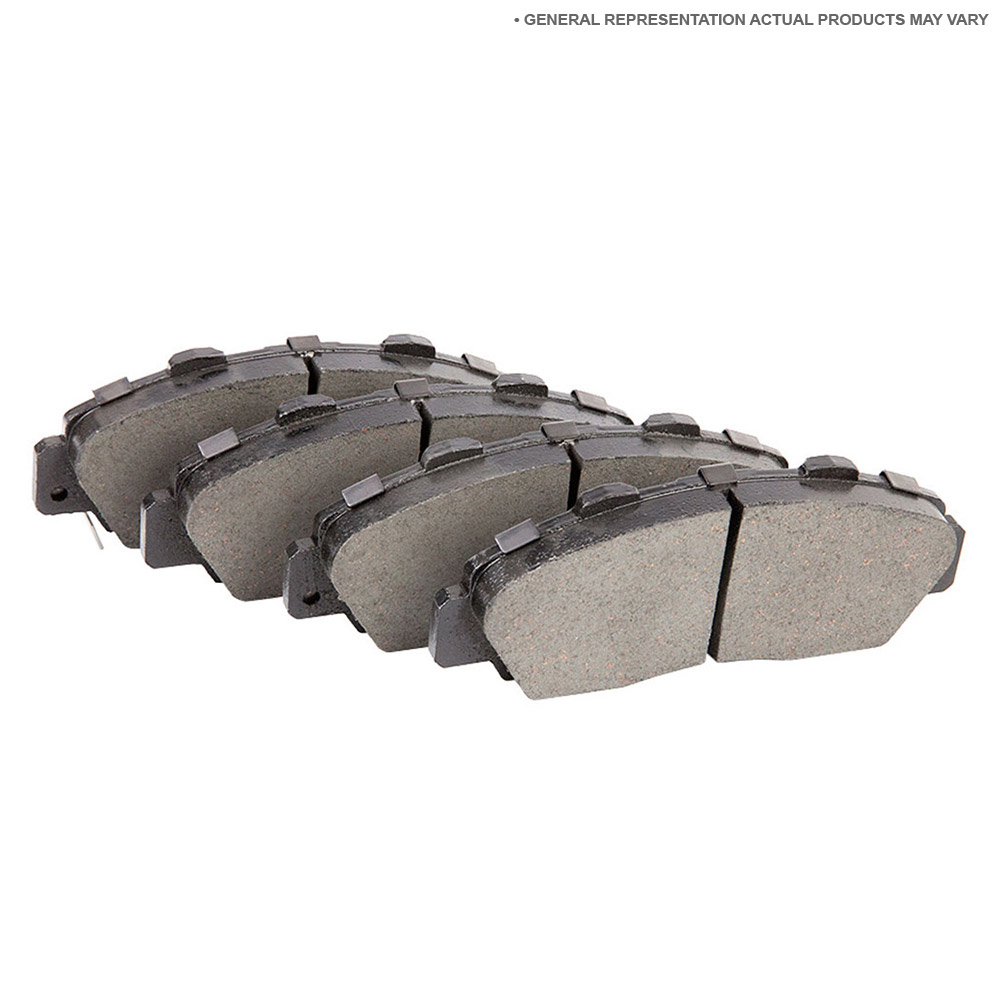 Mercedes_Benz 350SDL Brake Pad Set