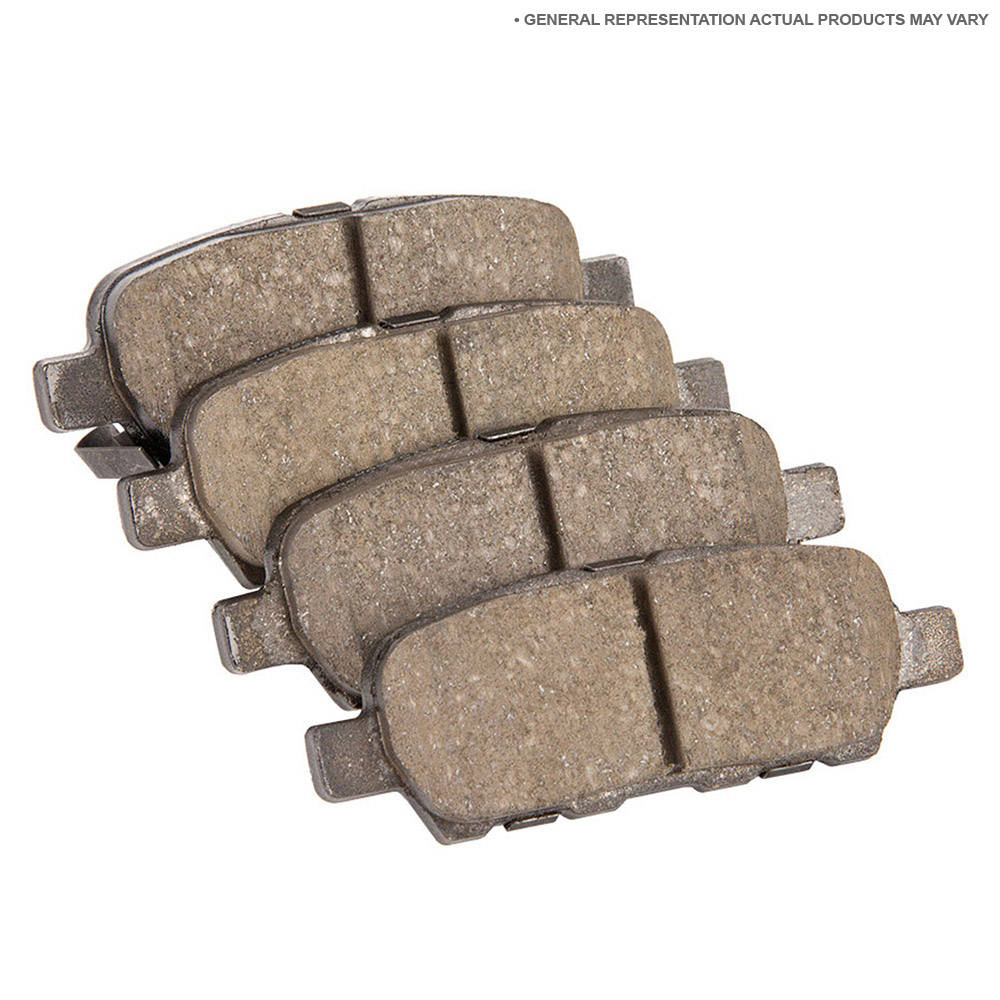 BMW ActiveHybrid 3 Brake Pad Set