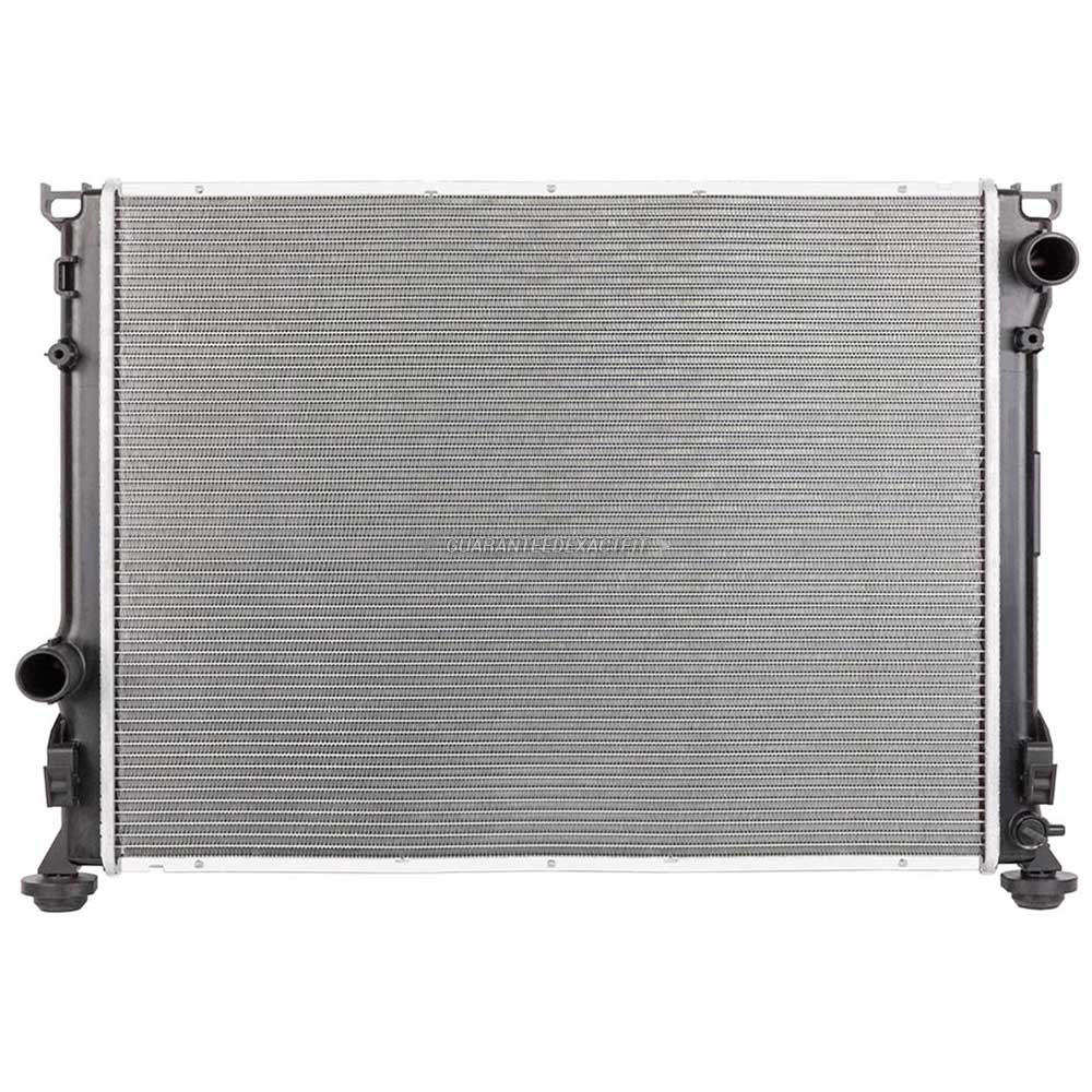 Dodge Challenger Radiator