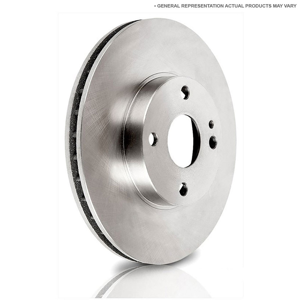 Mercedes Benz CL65 AMG Brake Rotor