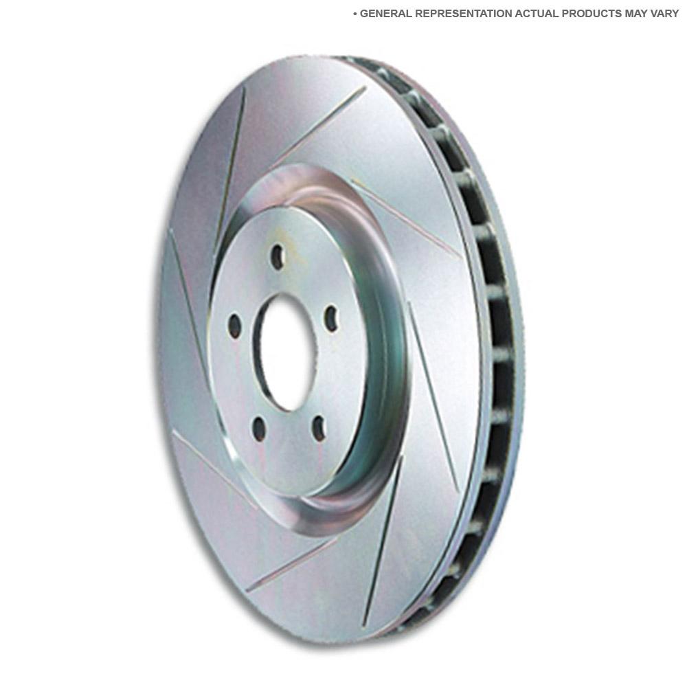 Mercedes_Benz S550 Brake Disc Rotor