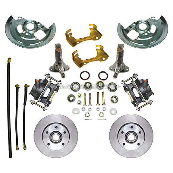 Oldsmobile Cutlass Disc Brake Conversion Kit