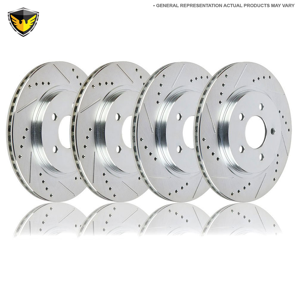 Acura TL Brake Rotor Set