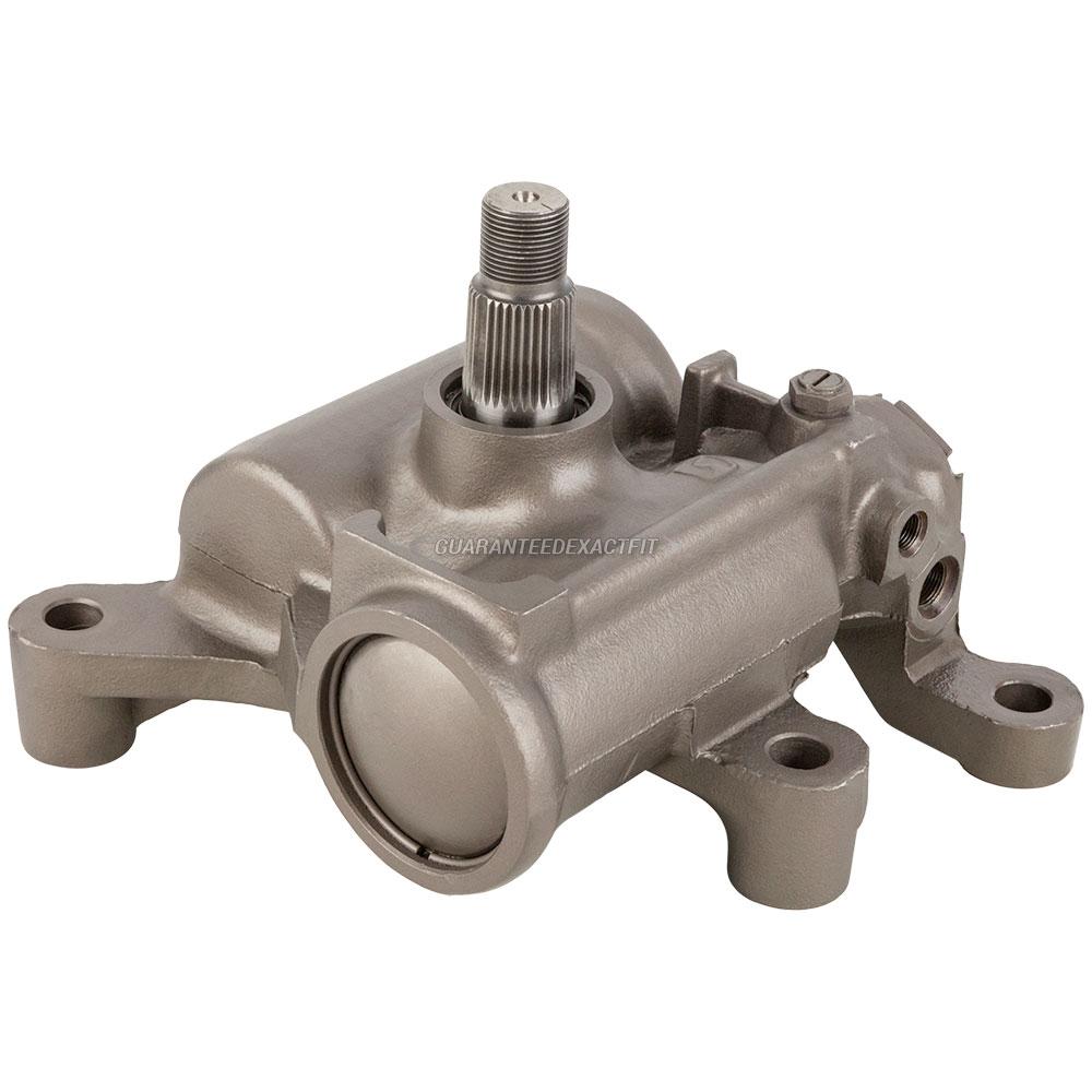 Buyautoparts 82 00076r Buy Auto Parts 1995 Chevy Kodiak Dump Truck Power Steering Gear Box
