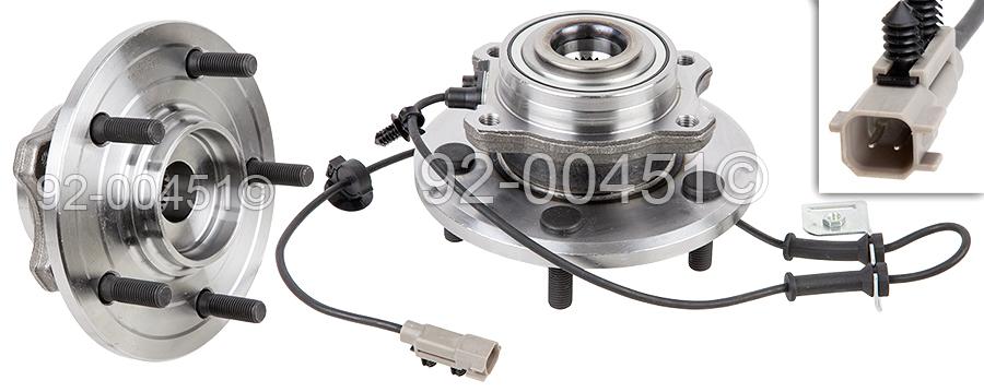 Chrysler Pacifica Wheel Hub Assembly