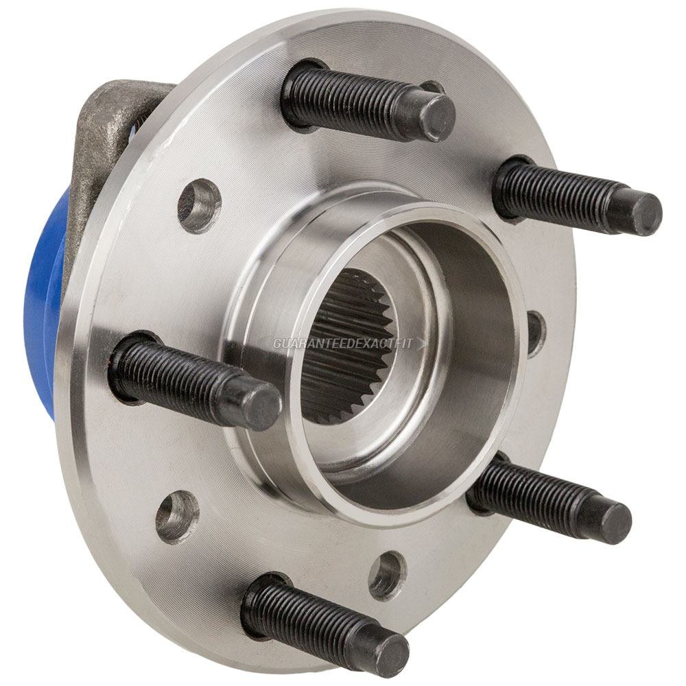 Chevrolet  Wheel Hub Assembly