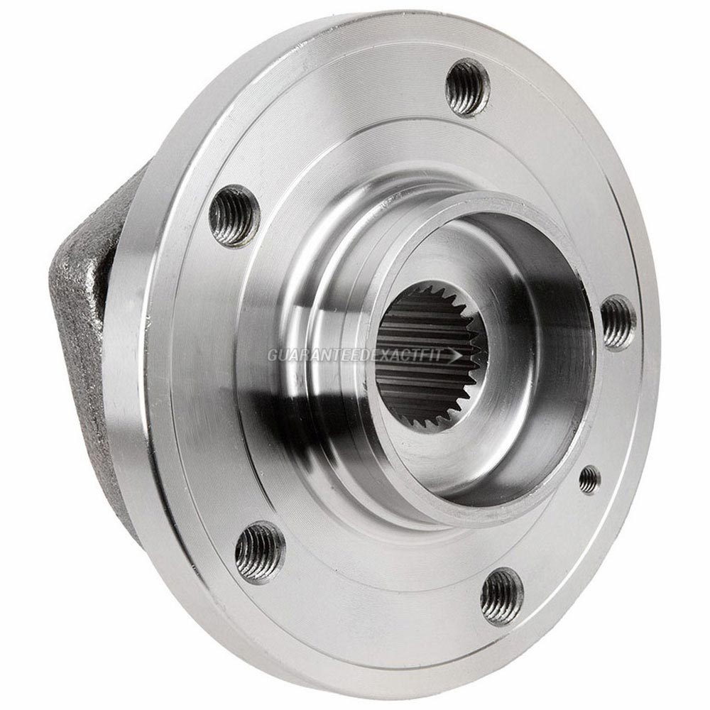 1998 Volvo C70 Wheel Hub Assembly