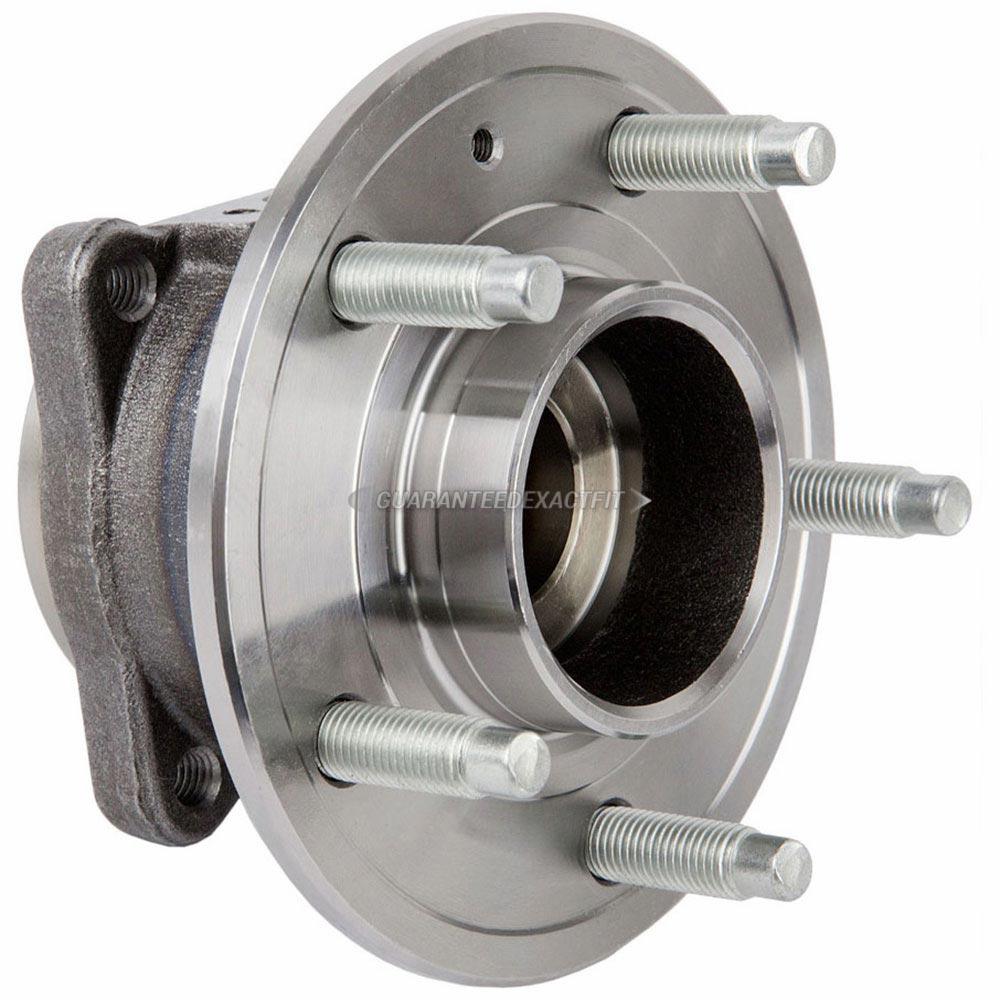 Pontiac Torrent Wheel Hub Assembly