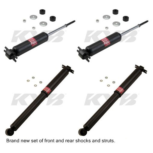 Buick Skyhawk Shock and Strut Set