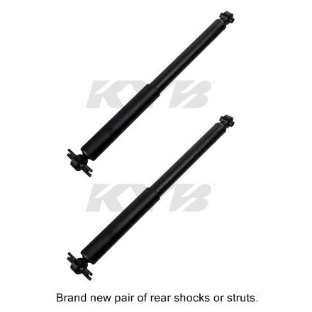 Kia Rio Shock and Strut Set