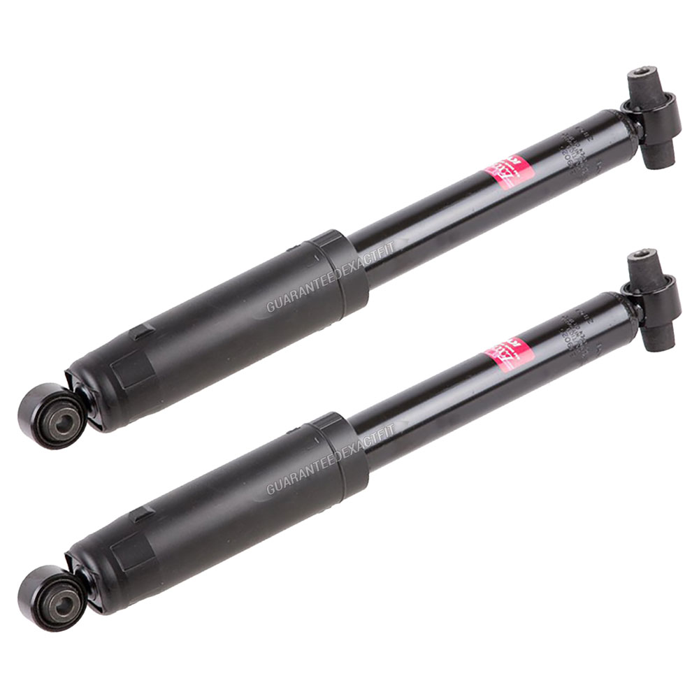 2007 Acura MDX Shock And Strut Set Without Electronic