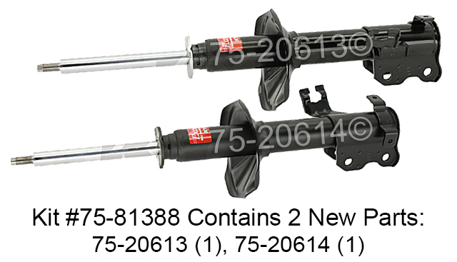 Nissan 200SX Shock and Strut Set